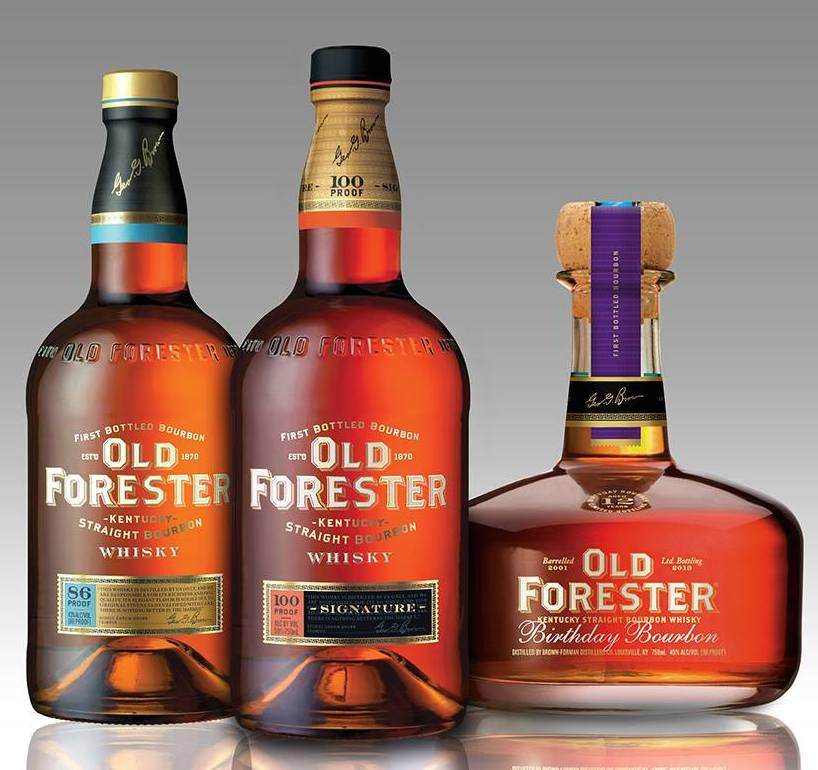 Old_Forester_Bourbons