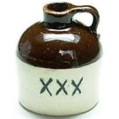 XXX on Whiskey Jugs Means Something…