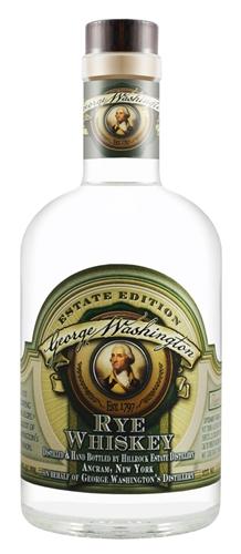 GW white whiskey