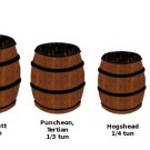 Barrel Sizes