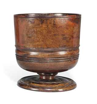 17th century wassail bowl