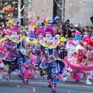 Mummers and the New Year