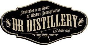 dr distillery logo