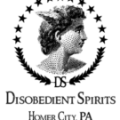 Summer 2016 Pa Distillery Tour #13- Disobedient Spirits, Homer City, Pa
