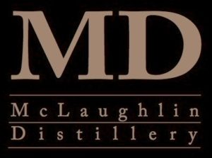 mclaughlin distillery logo