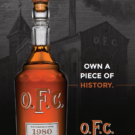 Rare Bottle of OFC Bourbon Raffle in the Philadelphia,PA Area